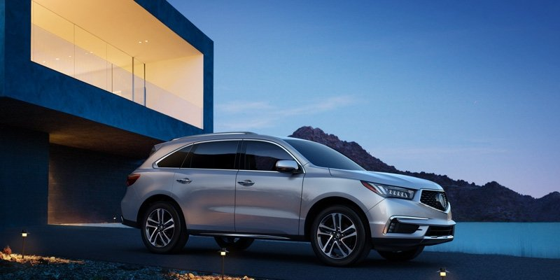 Special Acura MDX APR Offer