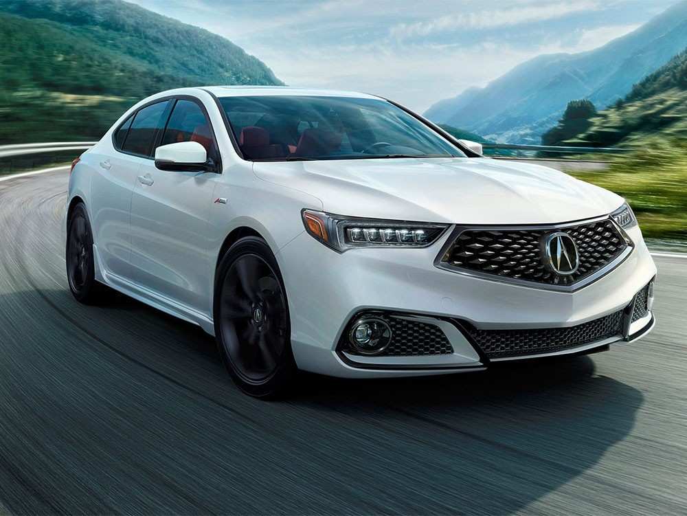 Acura TLX Loyalty Program and Acura TLX Competitor Conquest Program