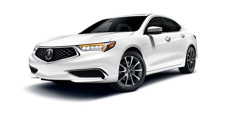 2018 Acura TLX V6 9-AT SH-AWD