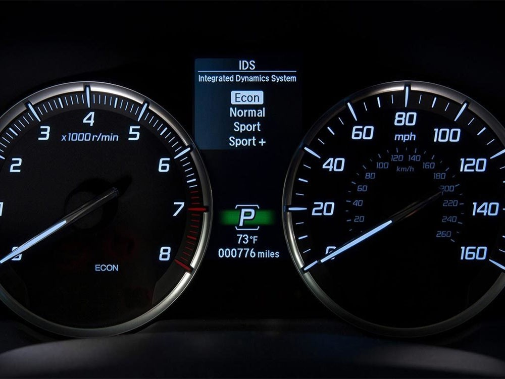 Acura Integrated Dynamics System