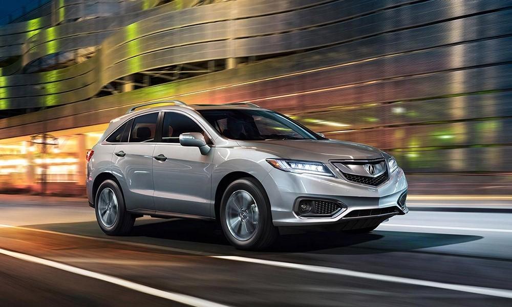 Acura RDX Packages Breakdown - 2018 rdx acura