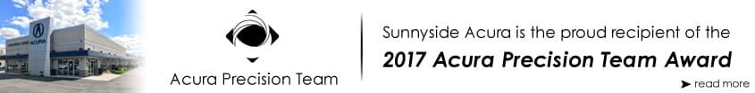 15 Time Acura Precision Team Recipient Sunnyside Acura Nashua NH