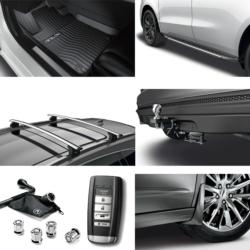 Acura Accessories Sunnyside Acura Nashua NH 03063