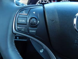 Heated Steering Wheel - 2018 Acura RLX Sport Hybrid SH-AWD with Advance Package Sunnyside Acura Nashua, NH