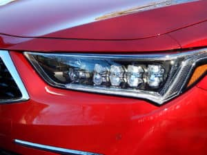 Jewel Eye Headlights - 2018 Acura RLX Sport Hybrid SH-AWD with Advance Package Sunnyside Acura Nashua, NH