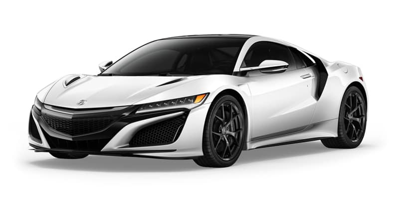 Acura NSX New Hampshire