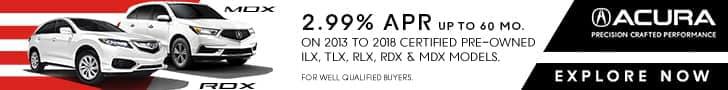 Acura CPO APR Offer Sunnyside Acura Nashua, NH