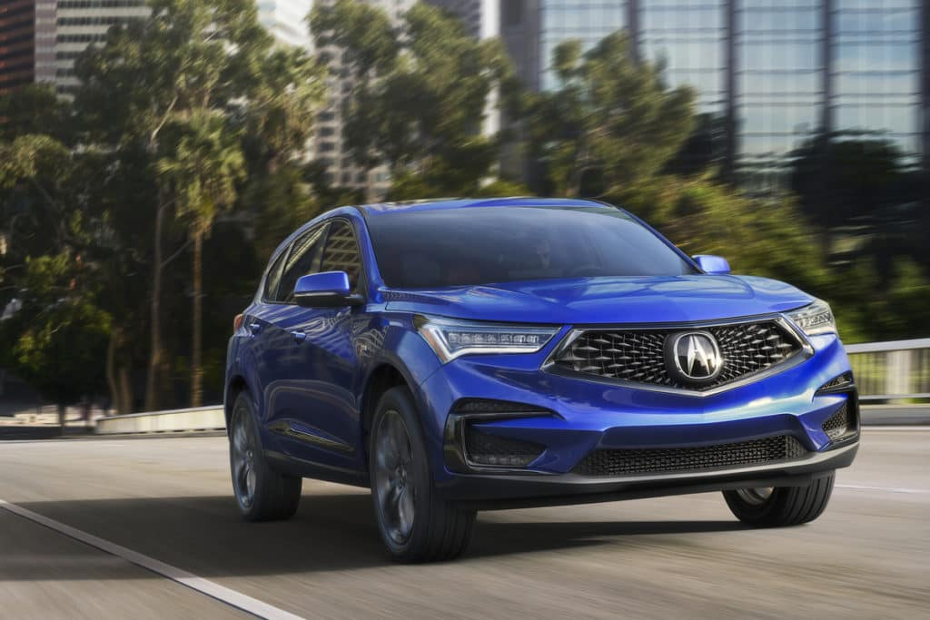 2019 acura rdx vs. 2018 acura rdx - new model comparison