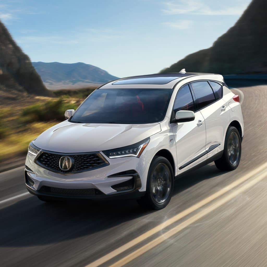 Certified Pre Owned Acura Rdx: Introducing The All-New 2019 Acura RDX
