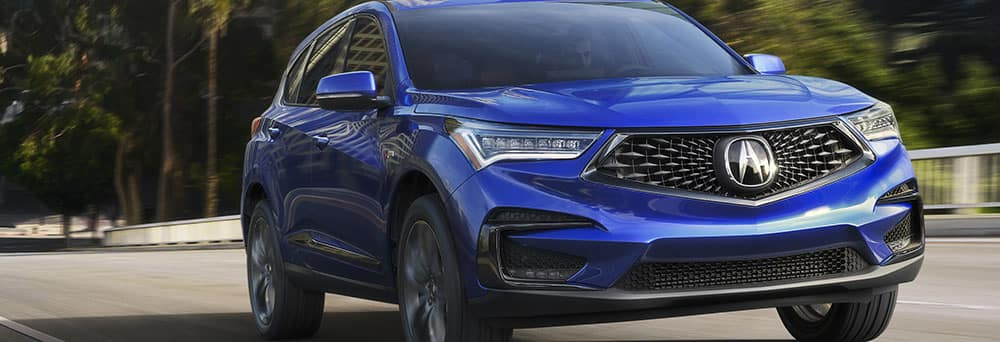 2019 Acura RDX Facts