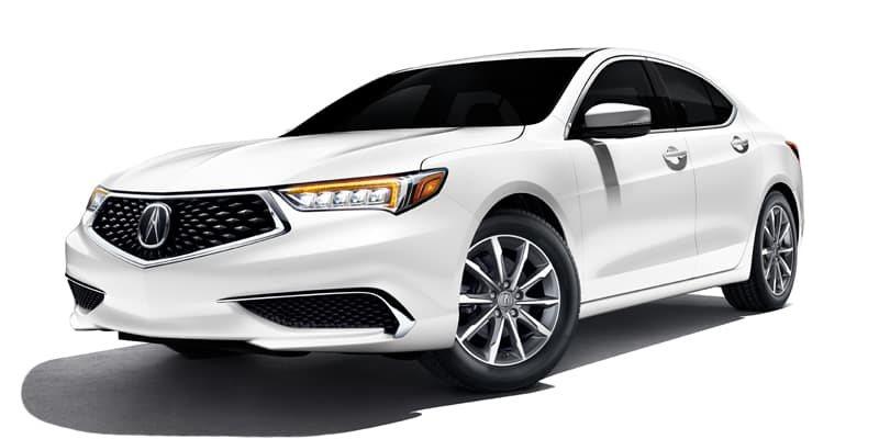 2019 Acura TLX 8-Speed DCT P-AWS