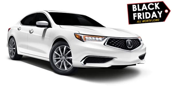 2020 Acura TLX 8-Speed DCT P-AWS