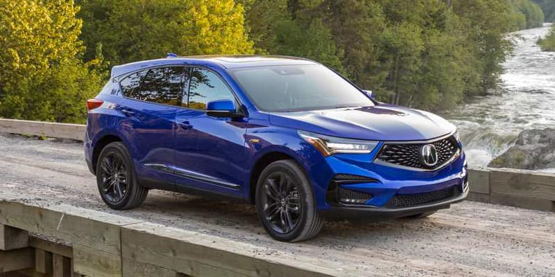 Acura RDX Loyalty Program and Acura RDX Competitor Conquest Program