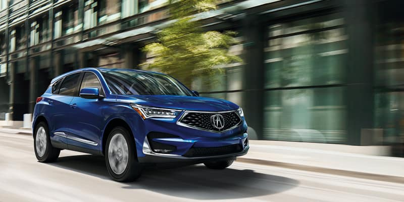 Acura RDX Loyalty Program, Acura RDX Competitor Conquest Program or Acura RDX Targeted Conquest Program