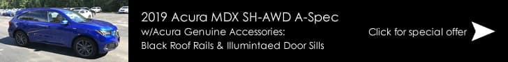 2019 Acura MDX SH-AWD A-Spec
