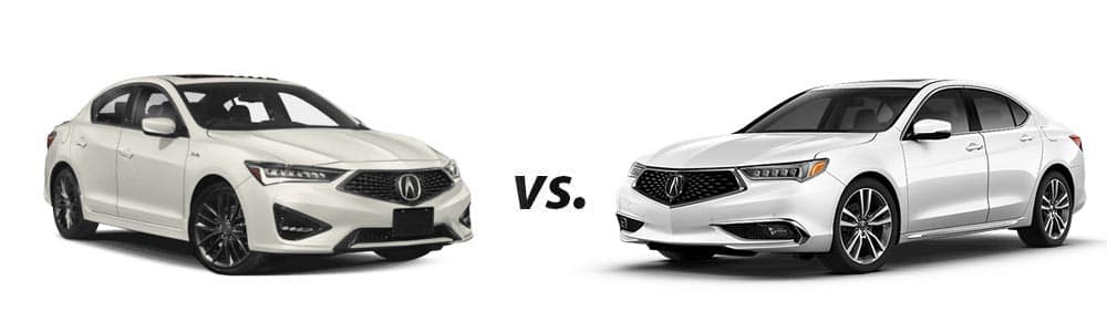 2019 Acura ILX vs. 2019 Acura TLX: Which is Right for You?