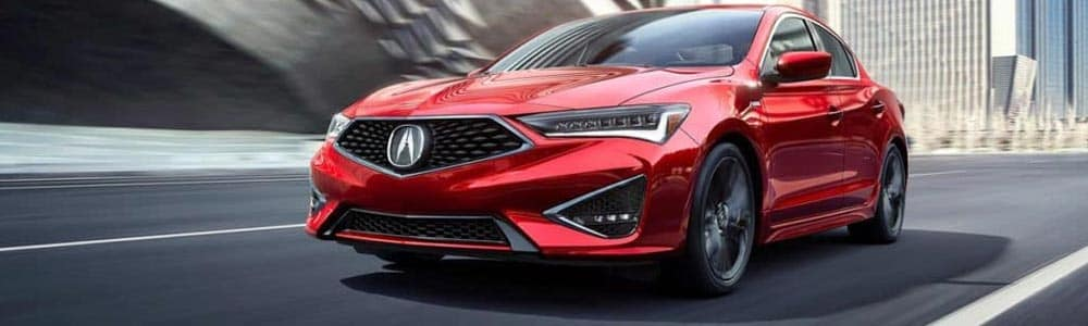 2019 Acura ILX Trim Comparison