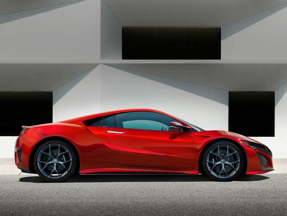 What is the 2019 Acura NSX 0-60 MPH Time?
