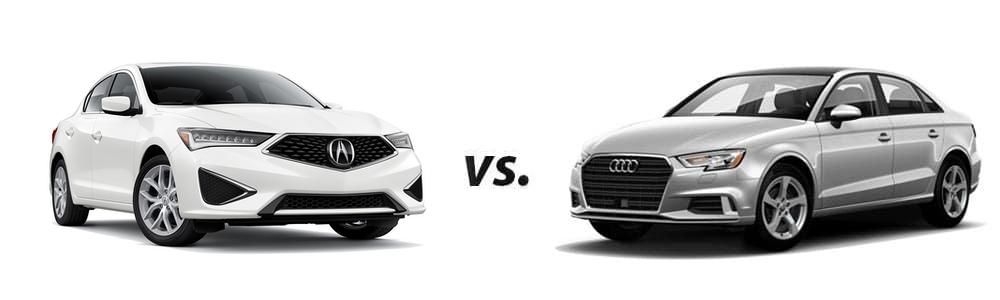 2019 Acura ILX vs. 2019 Audi A3