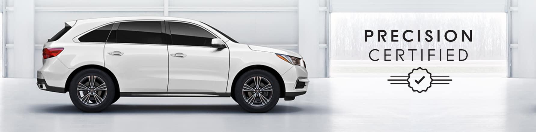 Acura CPO Program Sunnyside Acura Nashua, NH 03063