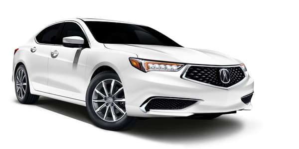 2020 Acura TLX 2.4L 8-Speed DCT