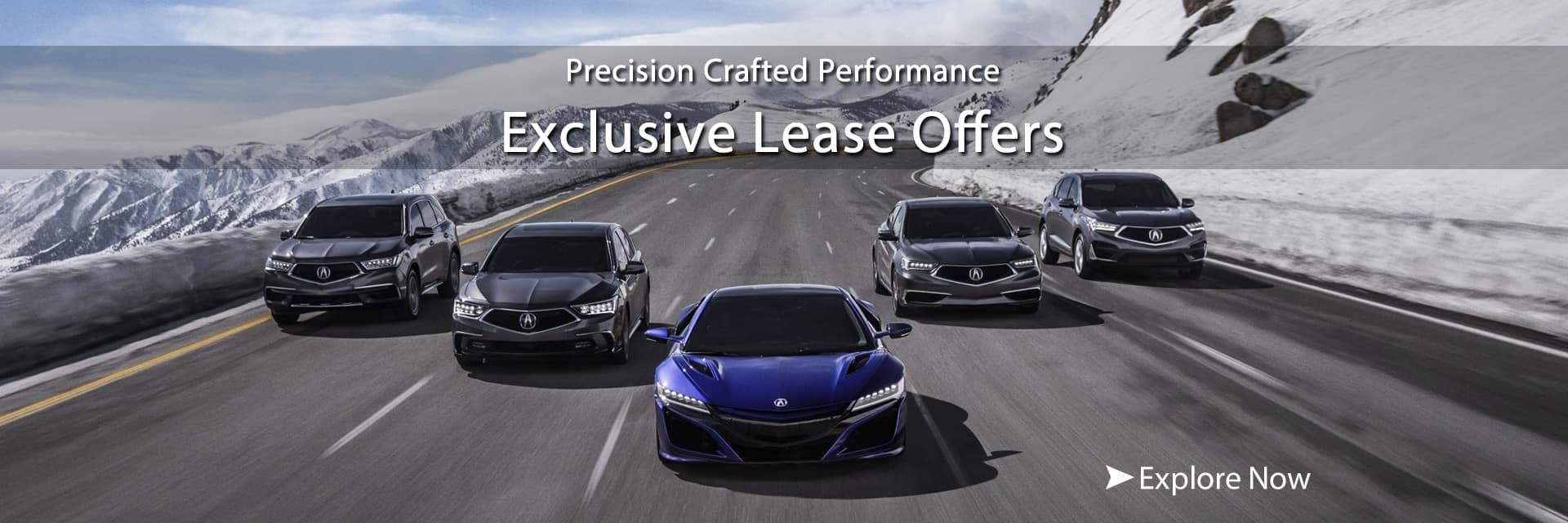 Acura Lease Offers Sunnyside Acura Nashua NH 03063