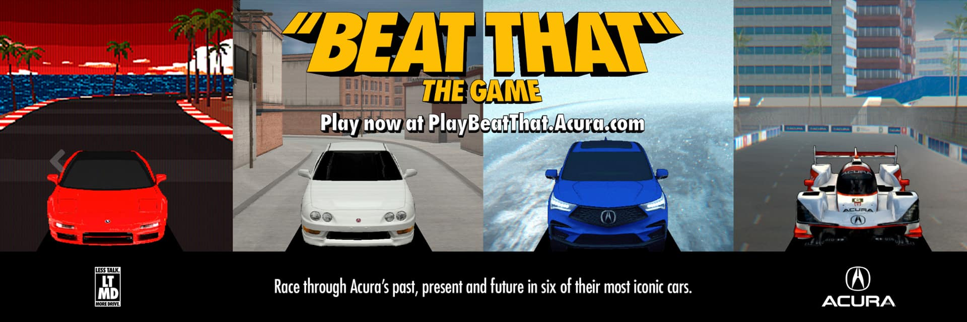 Play beat that by Acura
