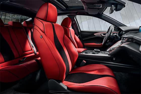 2021 Acura TLX A-Spec Red Sunnyside Acura Nashua, NH 03063