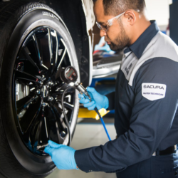 Acura Tire Inspection Sunnyside Acura Nashua NH 03063