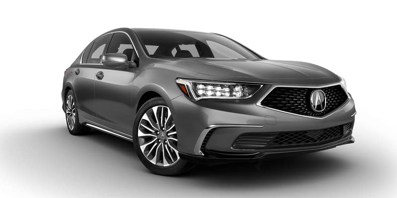 2020 Acura RLX Sport Hybrid SH-AWD Advance Package