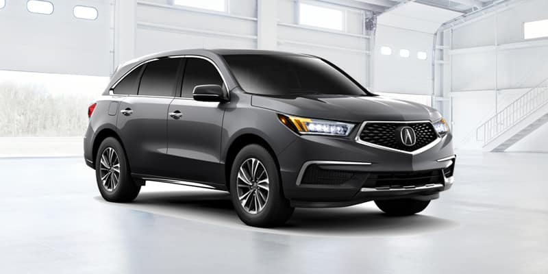 New 2020 Acura MDX SH-AWD Technology Package