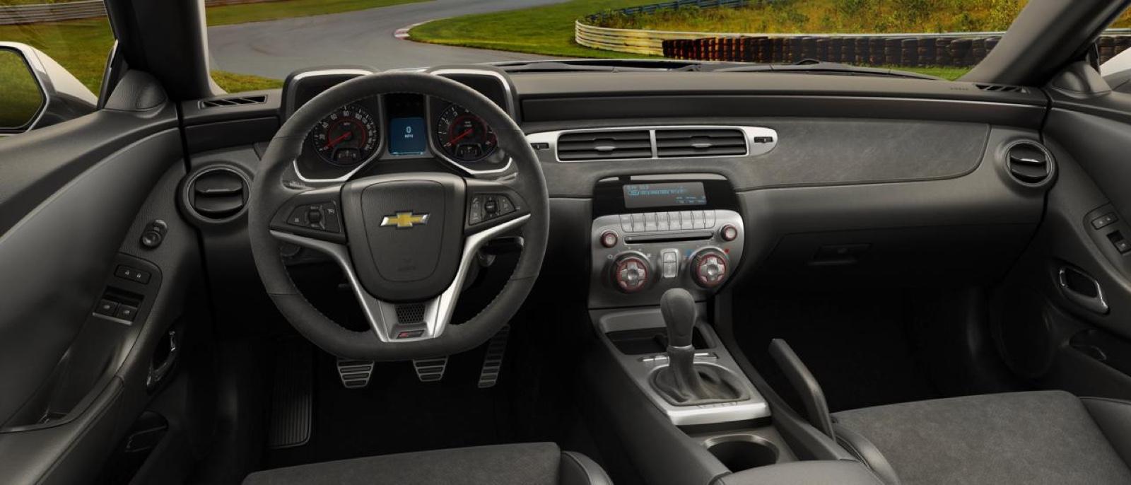2015 Chevy Camaro Z28 ... Design Inspirations
