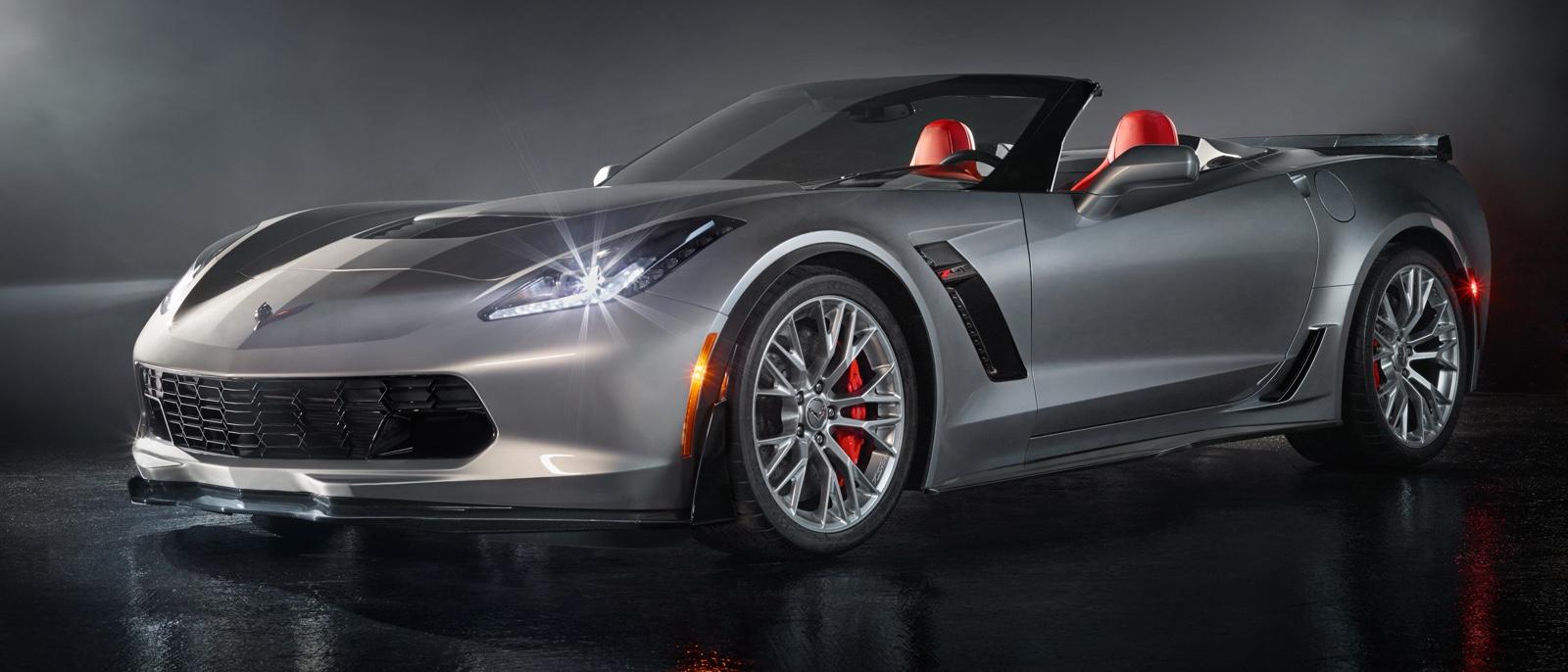 The 2015 Corvette Z06 Convertible