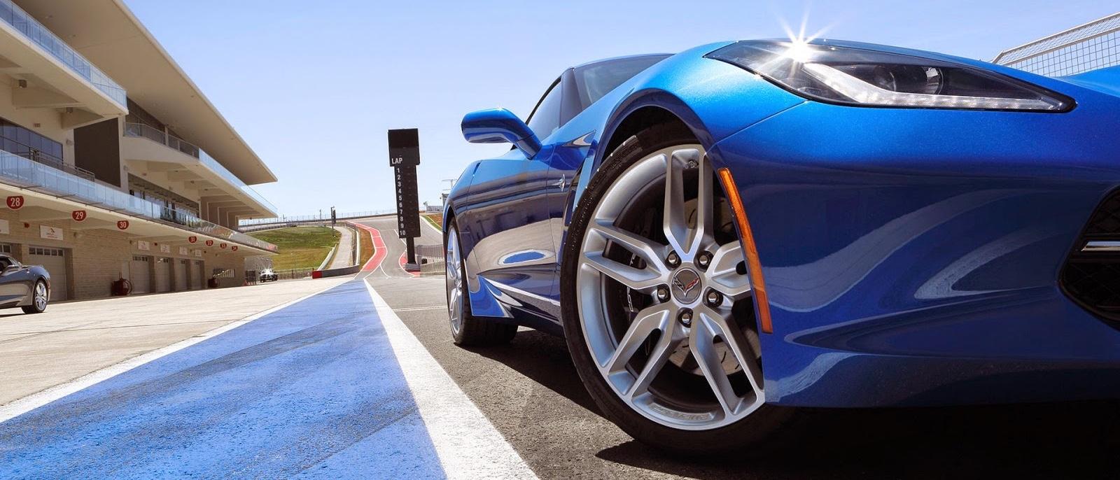 2015 Chevrolet Corvette Z51 Slider