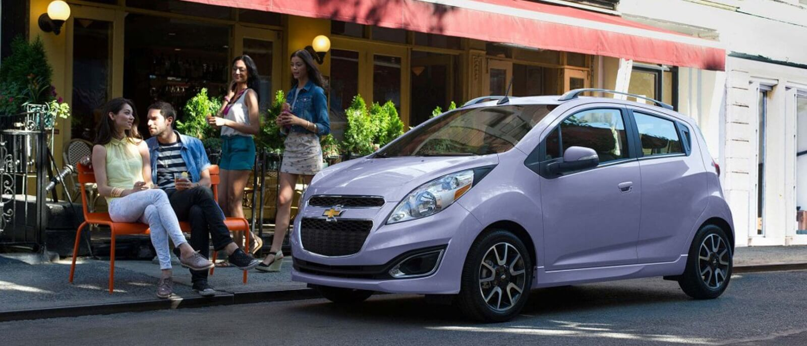 2015 Chevrolet Spark Interior; 2015 Chevrolet Spark In Front Of Cafe ...