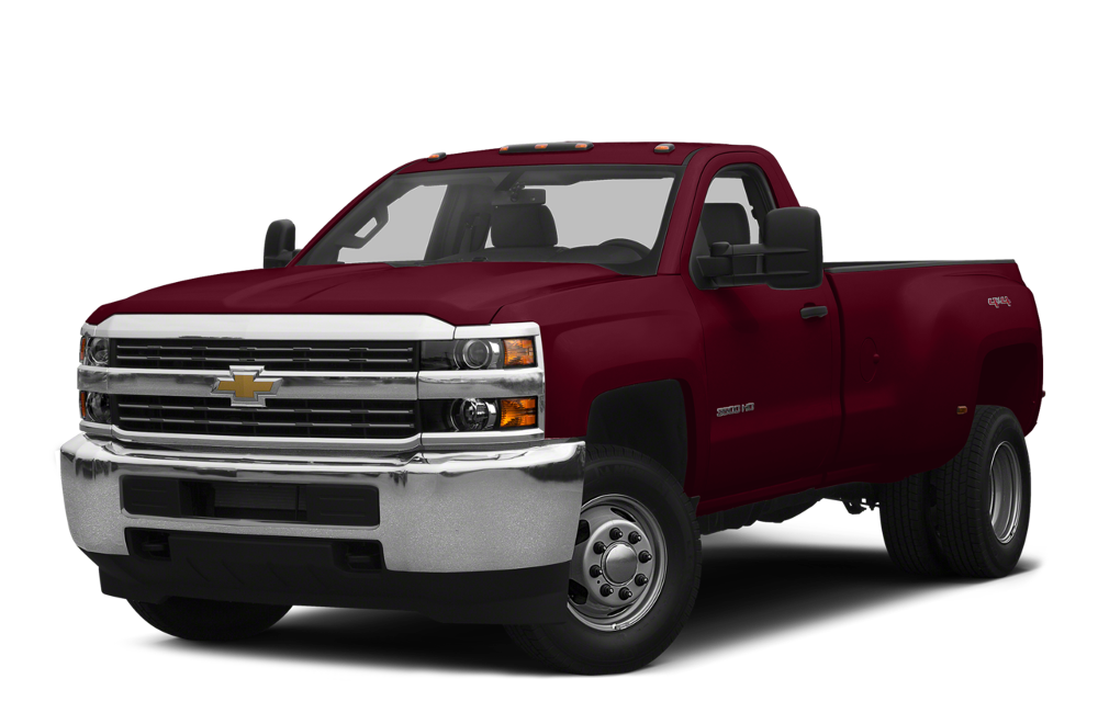 2015 Silverado 3500HD Regular Cab