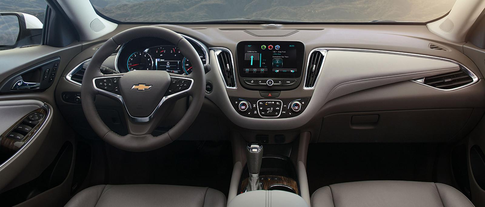 2016 Chevy Malibu Limited