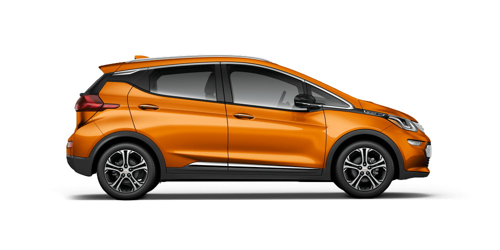 2017 Chevrolet Bolt side view