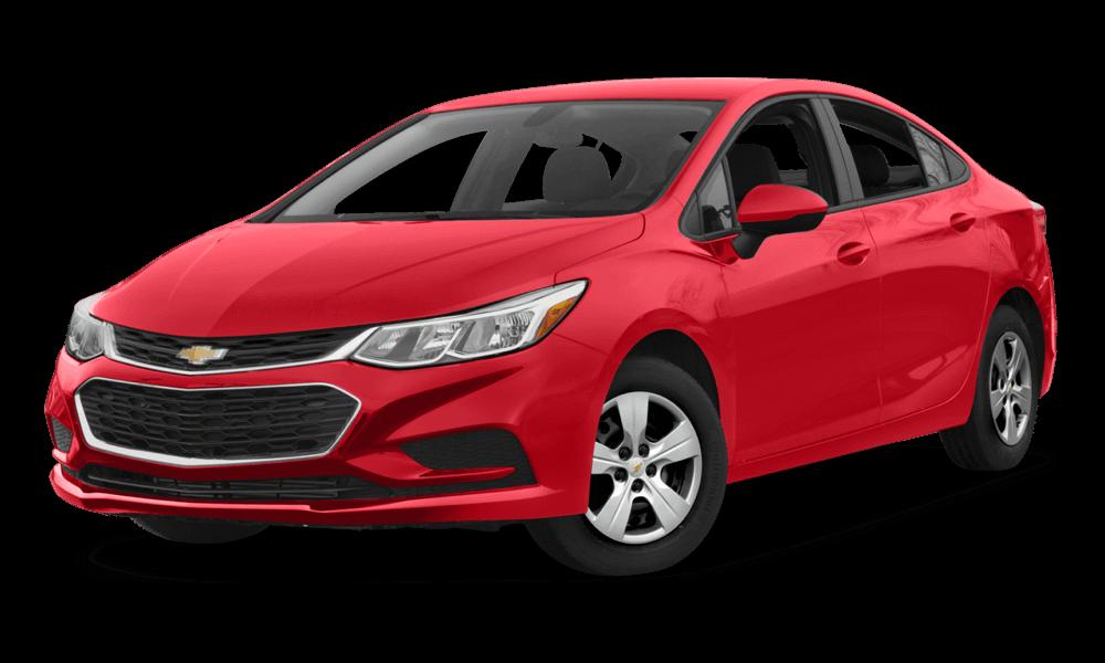 2017 Chevrolet Cruze red exterior