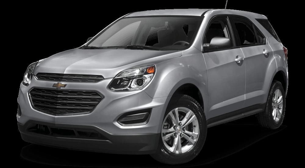 2017 Chevrolet Equinox gray exterior