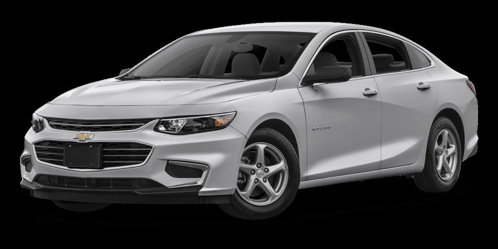 2017 Chevrolet Malibu grey exterior model