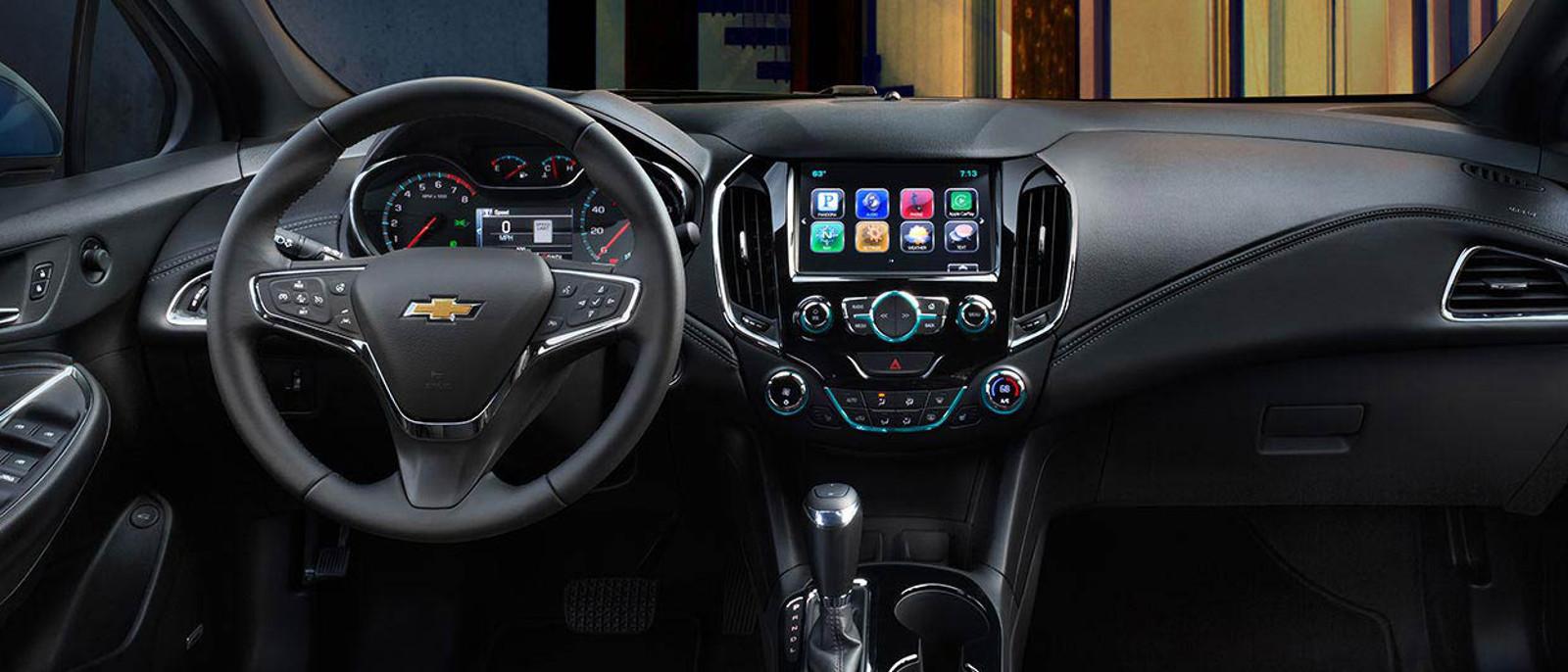 2016 Chevrolet Corvette Z06 front interior