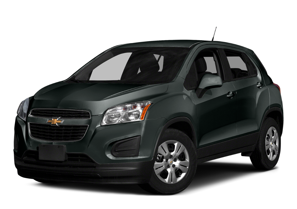 2016 Chevrolet Trax exterior
