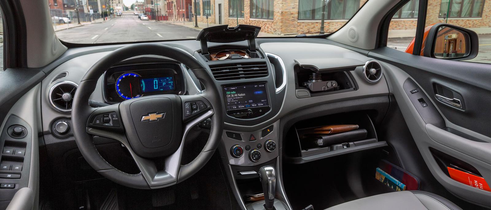 2016 Chevrolet Trax Interior