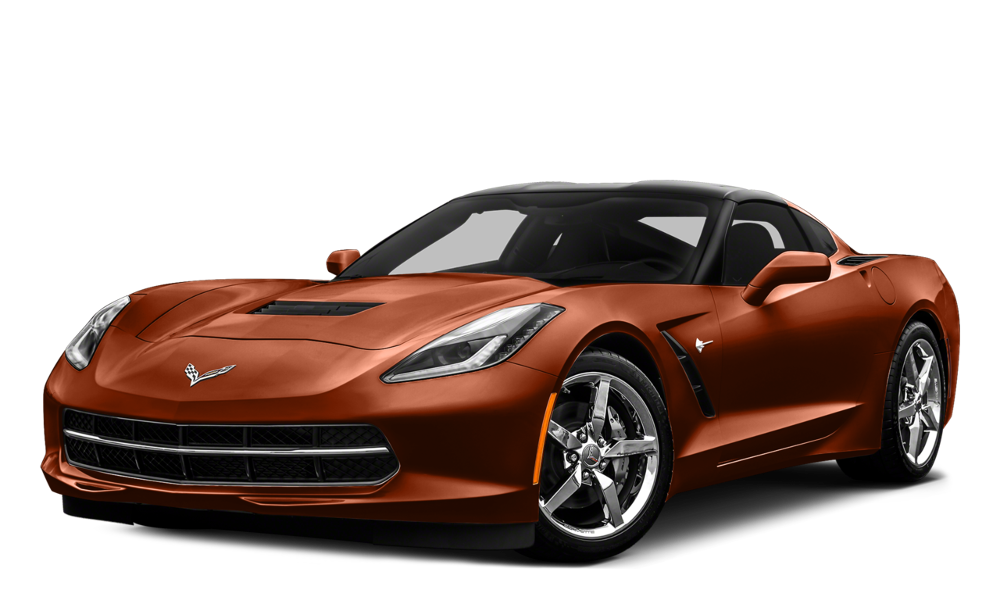 2016 Corvette Stingray Coupe Z51 1LT