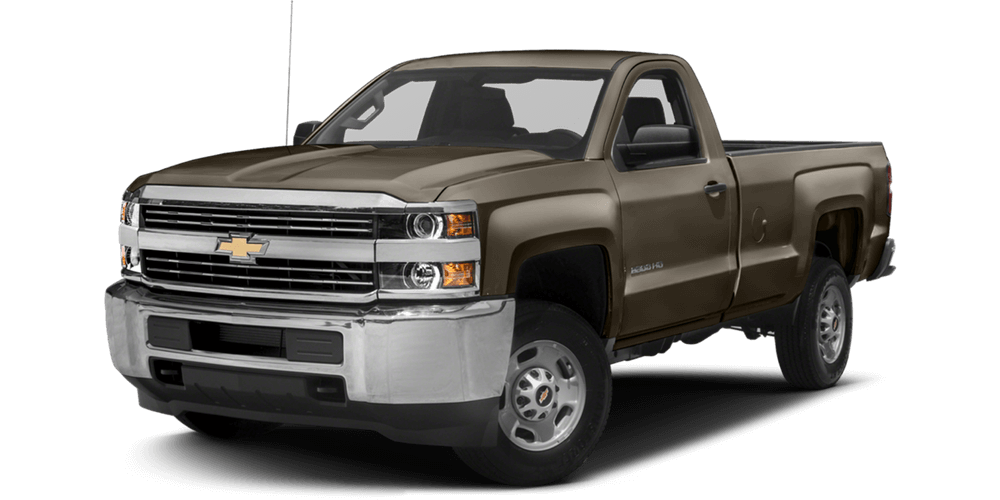 2017 Chevrolet Silverado 3500HD dark exterior model