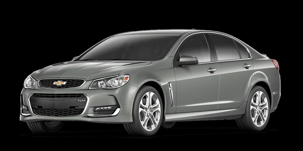 2016 Chevrolet SS dark exterior