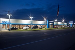 Sunrise Chevrolet Dealership