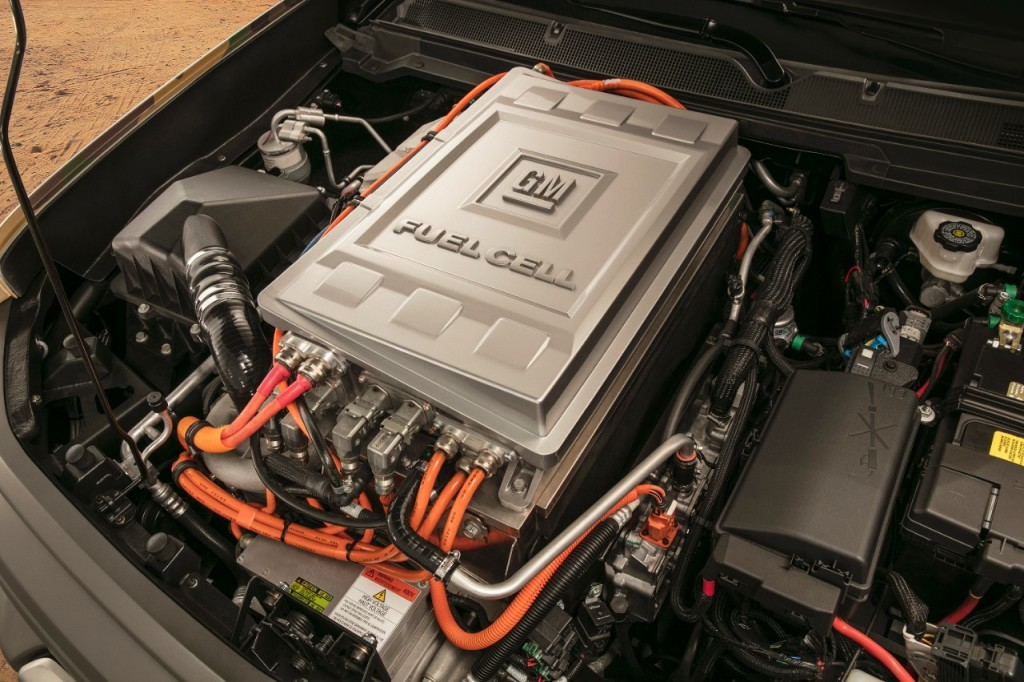 ZH2 Fuel Cell for the Chevy Colorado
