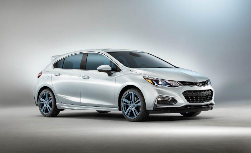2016 SEMA Chevrolet Blue Line Concepts Garber Cruze